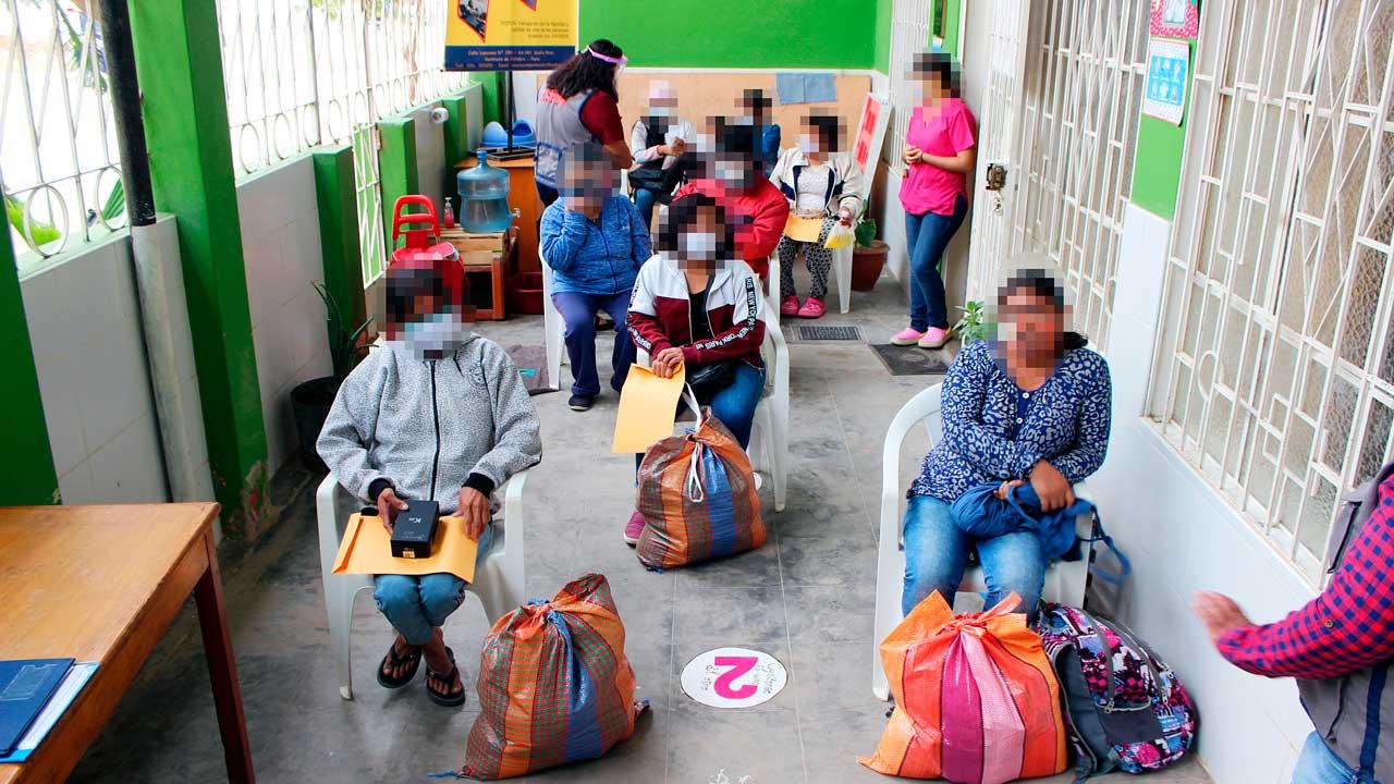 Proyecto de Conectividad Digital, beneficia a 15 familias de la región Piura